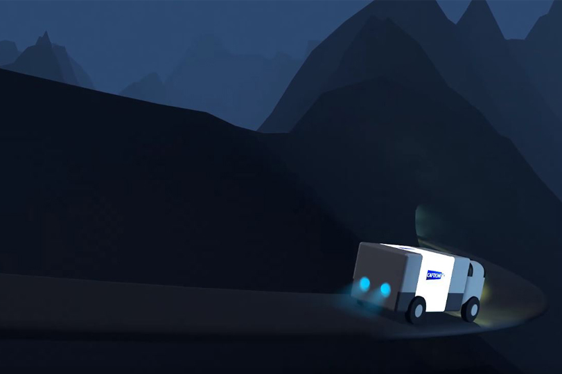 camion template